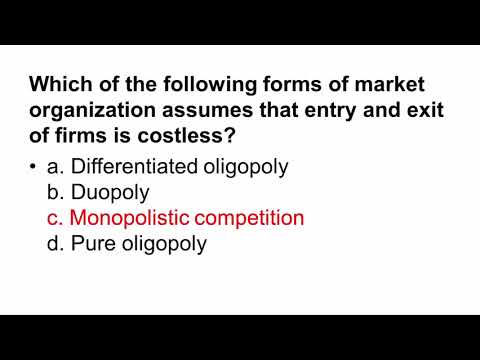 Managerial Economics - Questions & Answers - Chapter 9