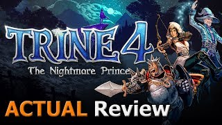 Trine 4: The Nightmare Prince (ACTUAL Game Review) [PC]