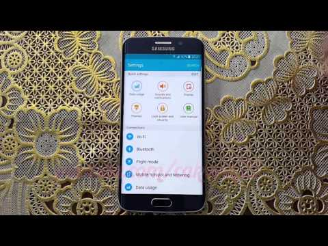 Android Lollipop : How to Show SIM Card IMEI number in Samsung Galaxy S6