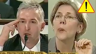 "Trey Gowdy Fed Up with Elizabeth Warren! says ""Answer the Question!"" then says ""I GIVE UP!"""