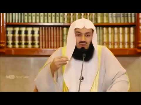 Dua Upon breaking the fast ~ Mufti Menk