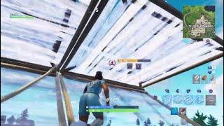 Console Building Just Got Insane (Fortnite Battle Royale)