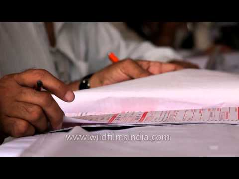 Filling the Income Tax Return form