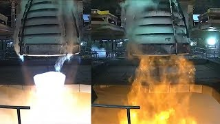 SLS RS-25 Engine Test, 1 February 2018