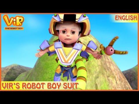 Xxx Mp4 Vir The Robot Boy 3D Action Shows For Kids Vir 39 S Robo Boy Suit ENGLISH 3gp Sex