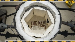 Upgrading the Trash Can Foundry