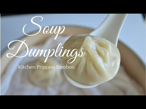 How to make ★Soup Dumplings★小籠包の作り方(EP10)