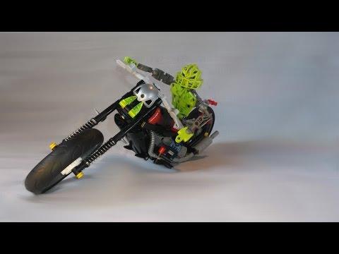 Lego Technic Chopper Motorbike