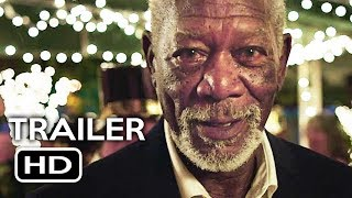Just Getting Started Official Trailer #1 (2017) Morgan Freeman, Tommy Lee Jones Comedy Movie HD