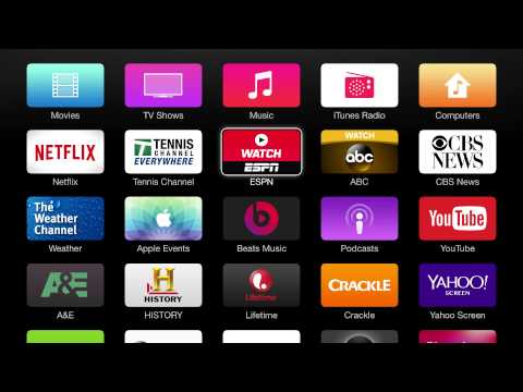 Apple TV Back out of Apps Quickly
