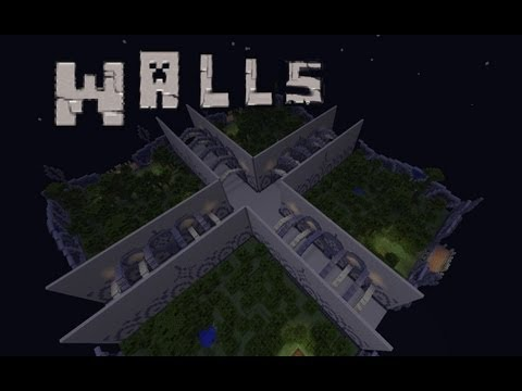 Walls Survival/PVP map