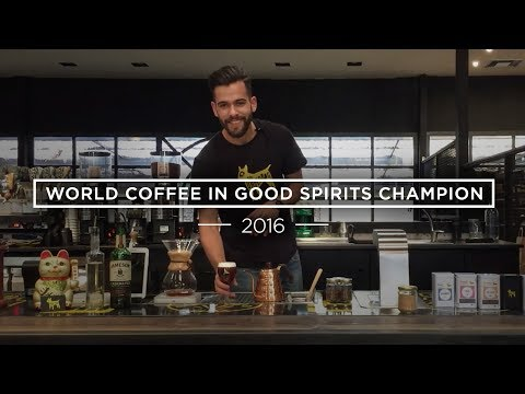 How To Make Irish Coffee: Michalis Dimitrakopoulos (2016 World Coffee In Good Spirits Champion)