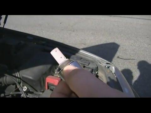 Replace Oxygen (O2) Sensor 2000 Toyota Camry