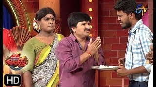 Rocket Raghava Performance | Jabardasth | 23rd  May 2019    | ETV  Telugu
