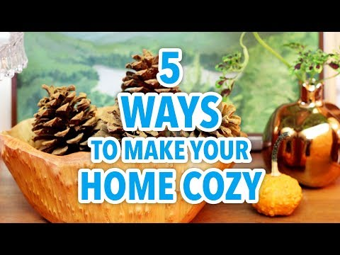 5 Ways To Make Your Home Cozy - HGTV Handmade