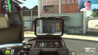 KENNY vs SIMON! (1v1 Gun Game) Call Of Duty: Black Ops 2 | TBNRKENWORTH
