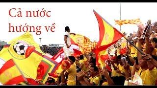SÂN THIÊN TRƯỜNG. Làm thức tỉnh HÀNG TRIỆU Trái tim yêu bóng đá Việt .