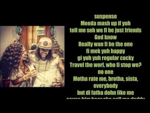 Alkaline -Spoil You Lyrics