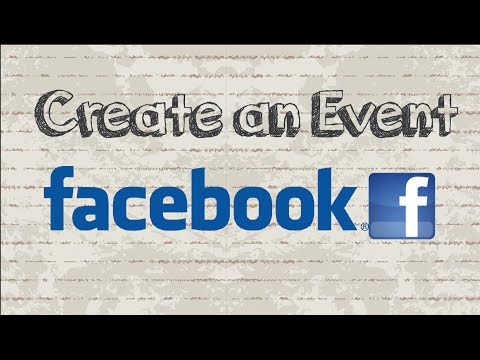 How to create an event on Facebook in 2 Minutes