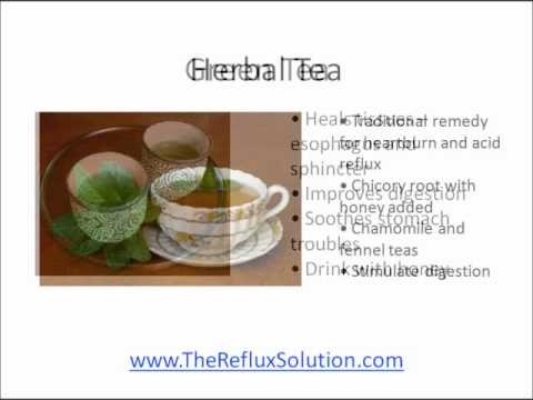 Cure Acid Reflux Without Medicine - 4 Easy Home Cure Acid Reflux Remedies