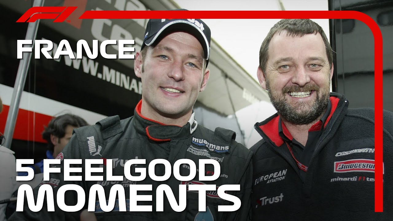 5 Feel Good Moments At The French Grand Prix