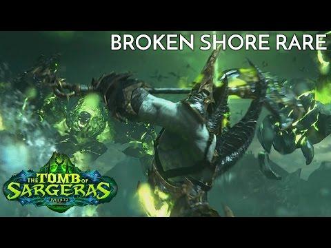 Broken Shore   Malificus   World Boss