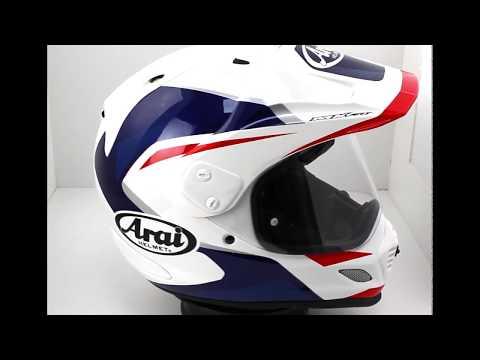 Arai Tour-X 4 Motorcycle Helmet BREAK (Blue)