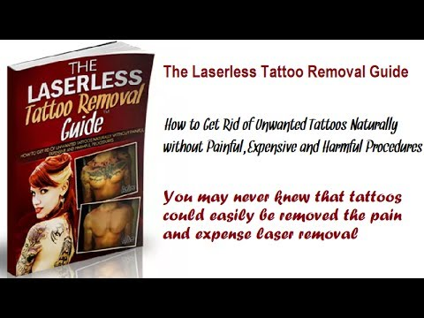 The Best Book to Remove a Tattoo at Home