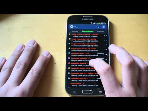 How to Remove Bloatware On Samsung Galaxy S4