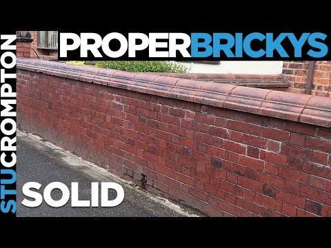 PROPER BRICKYS! - Flemish bond wall