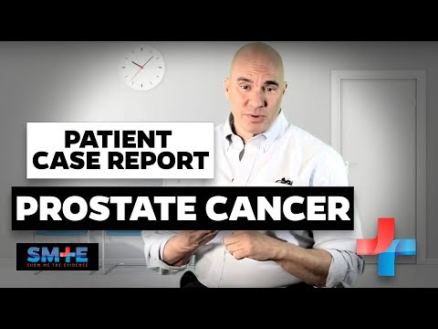 Patient Case Report - Prostate Cancer