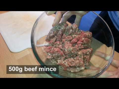 Fresh How To Make Simple Beef Burger Patty From Scratch
