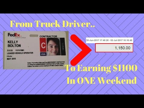 How To Make A Full Time Income Online - Make Money Online Fast 2018 & 2017 - Make $1000 A Week