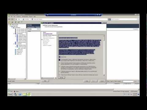 VMware vCenter Operations Manager 5.0 - Install and Configure