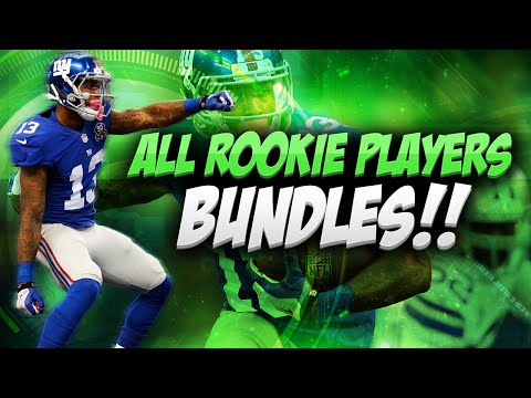 Madden 15 Ultimate Team - ALL ROOKIES! BUNDLE OPENING! 93 TRE MASON IS DISGUSTING! MUT 15 PS4