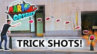 SUPER MARIO ODYSSEY TRICK SHOTS 2