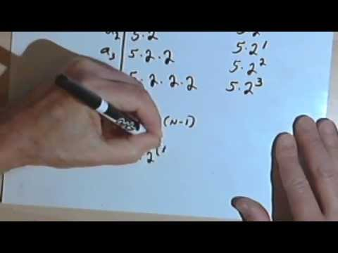 Finding the nth Term of a Geometric Sequence 127-1.4