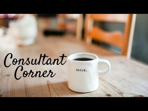 Consultant Corner - You only get one chance at a second impression