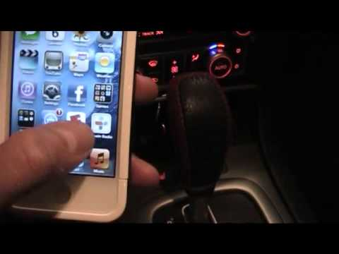 Pontiac G8 with iPhone 4s and Blackberry Music Gateway