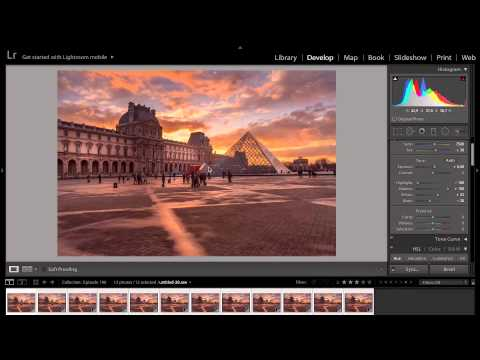 Amazing Photoshop Trick to Remove Crowds from a Photo - PLP #190