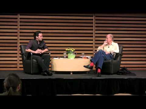 Joseph Boyden, Part 1 | Oct. 12, 2010 | Appel Salon