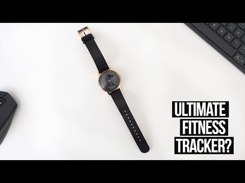 Best Fitness Tracker? - Nokia Steel HR