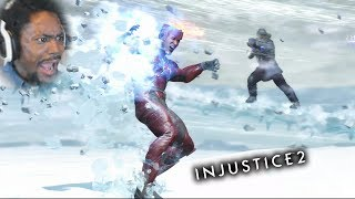 HOLD UP WHERE THE FREAK ARE WE!? | Injustice 2 #4