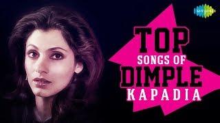 Top Songs of Dimple Kapadia | Yara Seeli Seeli | Tera Naam Liya | O Meri Jaan