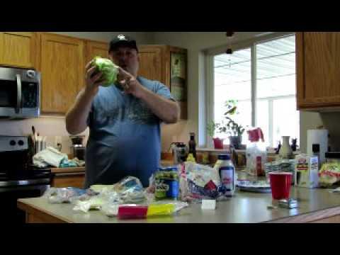 DIY DAGWOOD SANDWICH