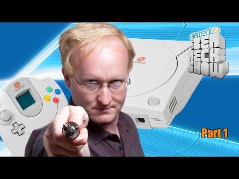 Ben Heck's Dreamcast Portable Part 1