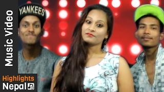Timrai Lagi - New Nepali Adhunik Song 2017/2073 | Vikal Tiwari
