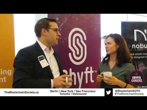 The Blockchain Society May 31 Blockchain Conference - John Wilson of Global Network