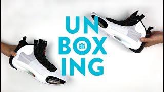 Jordan 34 Unboxing