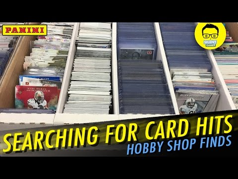 What Card Hits Will We Find? - Panini Hobby Box Card Review -